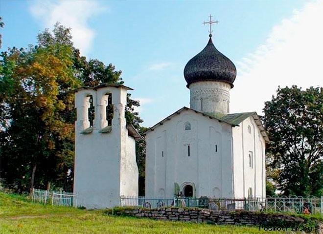 Церковь Илии Пророка в Выбутах