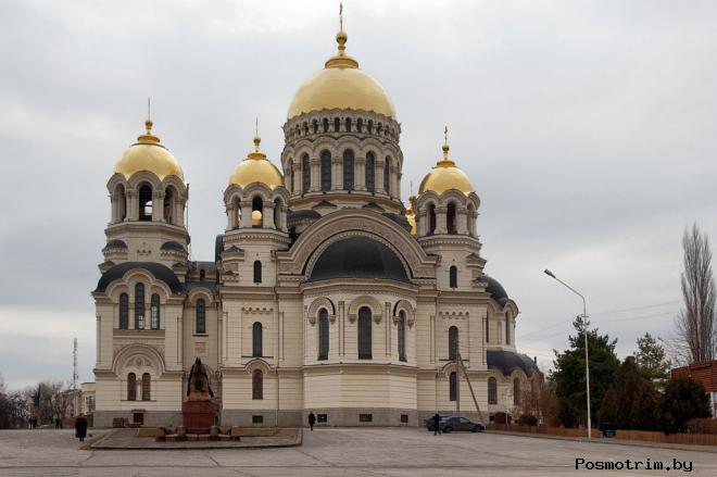 Строительство третьего Вознесенского собора в Новочеркасске