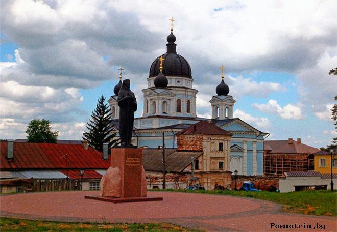 Вышинский монастырь богослужения контакты как добраться расположение на карте