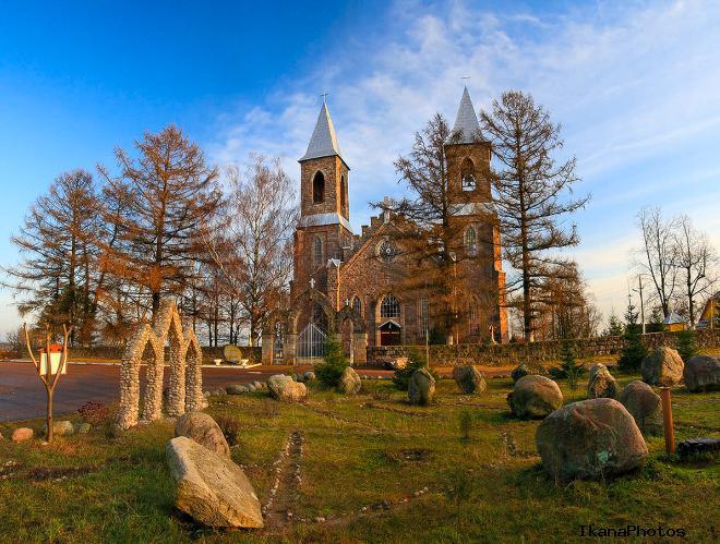 Костёл Святого Иосифа Рубежевичи фото история описание