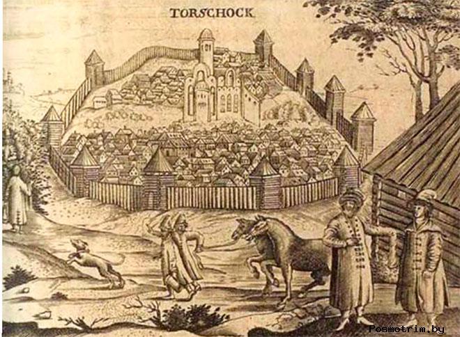 Торжок история города