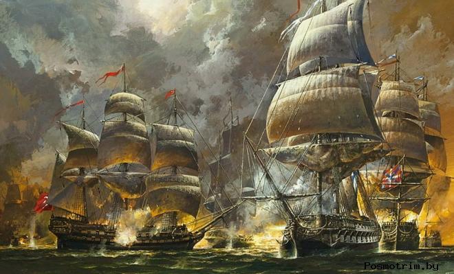 Сражение у мыса Калиакрия 1791