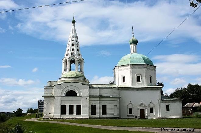 Серпуховский кремль Соборная гора фото история