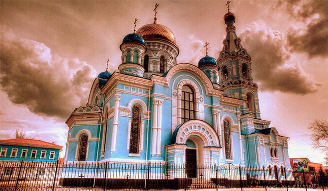 История Успенского храма Малоярославца