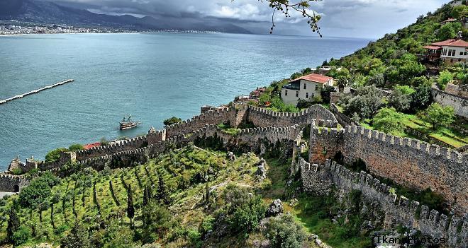 Аланийская крепость