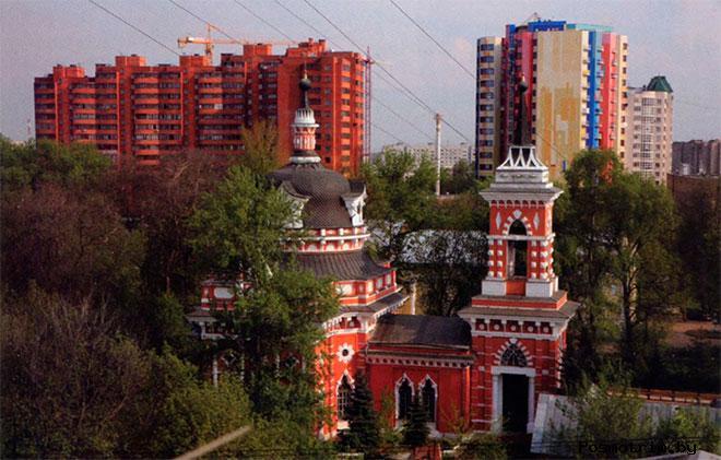 Смоленская церковь Ивантеевка богослужения контакты как добраться расположение на карте