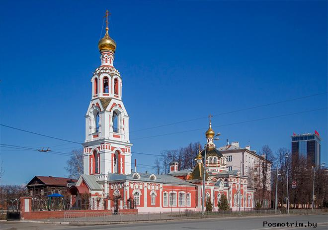 Варваринская церковь Казань