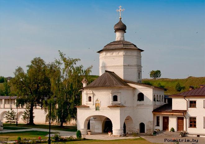 Церковь Иоанна Богослова Старицкого монастыря
