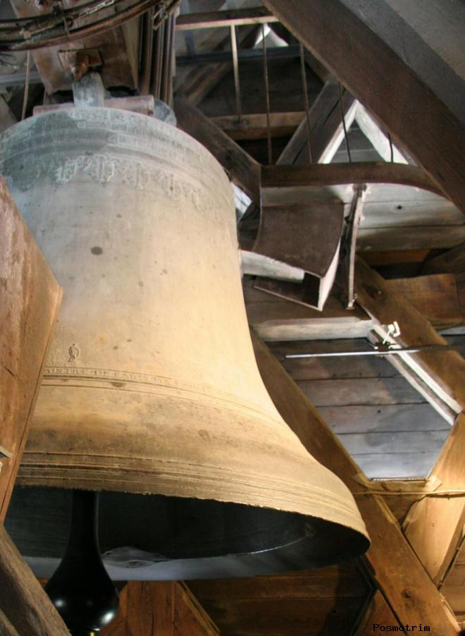 Легенда о колоколах собора Парижской Богоматери