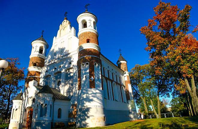 Мурованковская церковь-крепость основание и история храма