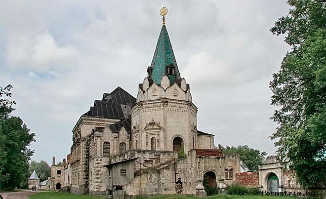 Феодоровский городок в Пушкине (Царское Село)