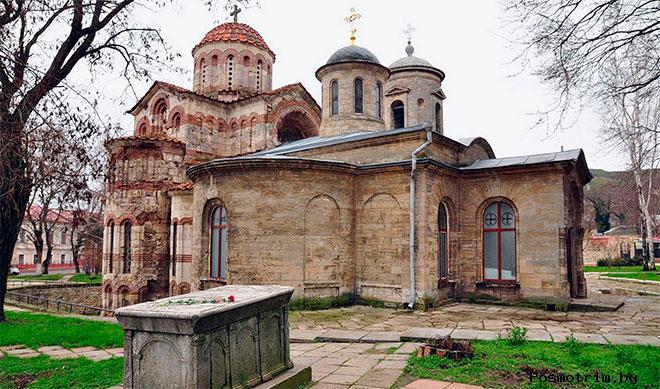 Строительство и история храма Иоанна Предтечи в Керчи