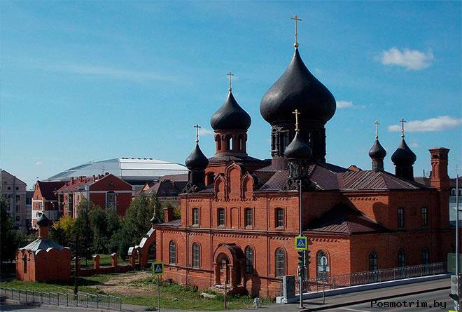 Покровский храм Казань старообрядческий