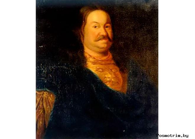 Яков Федорович Долгоруков