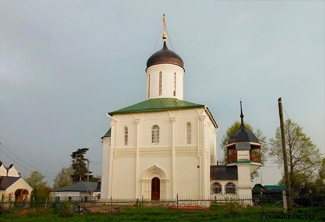 Успенский собор на Городке Звенигород