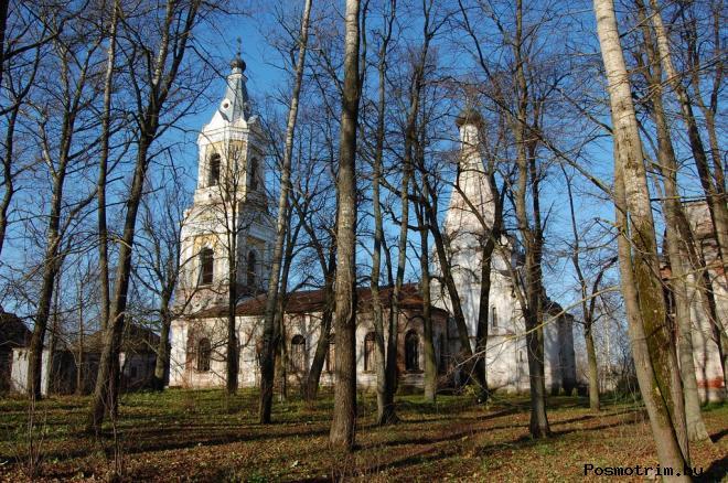 Село Кушалино Тверская область история