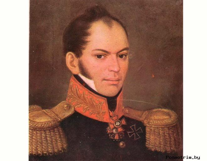 Михаил Александрович Фонвизин