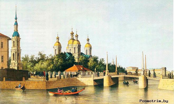 Морской собор Петербурга строительство храма