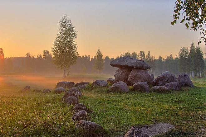 Минский музей камней достопримечательность Минска