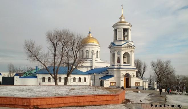 Архитектура Покровского собора Воронежа