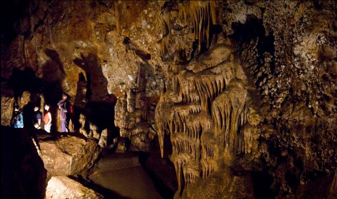 Селитровые пещеры Барселона