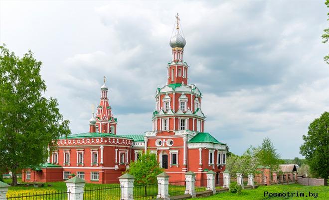 Смоленская церковь Софрино история