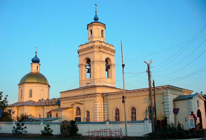 Никольский храм Таганрог
