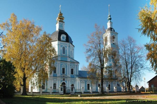Введенская церковь Дмитров