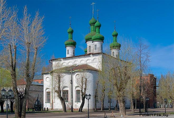 Вознесенская церковь Кинешма