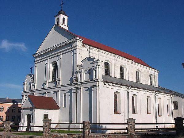 Костел Святого Михаила Архангела Новогрудок