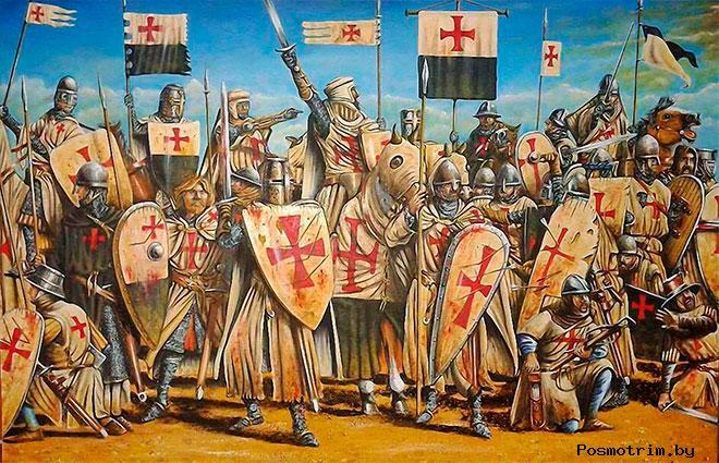Крестовые походы 1096–1291 гг.