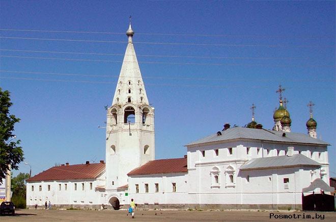 Сретенский монастырь Гороховец