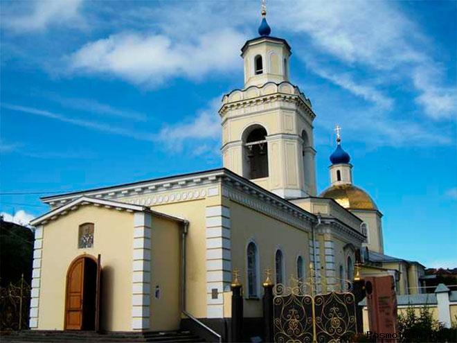 Возрождение Никольского храма Таганрога