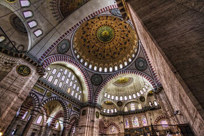 Мечеть Сулеймание время работы и расположение мечети в Стамбуле как добраться