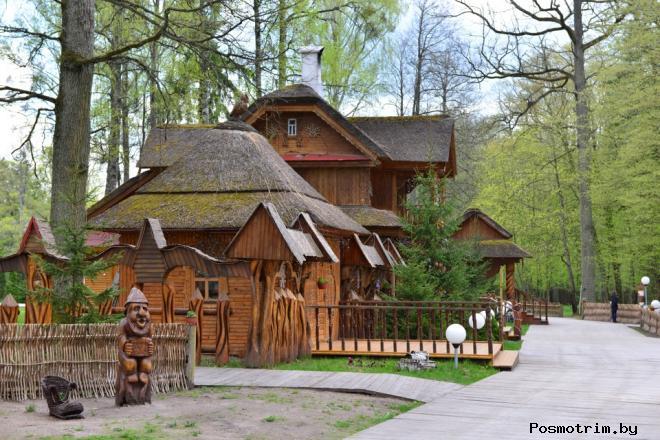 Экскурсии в Беловежскую пущу к Деду Морозу