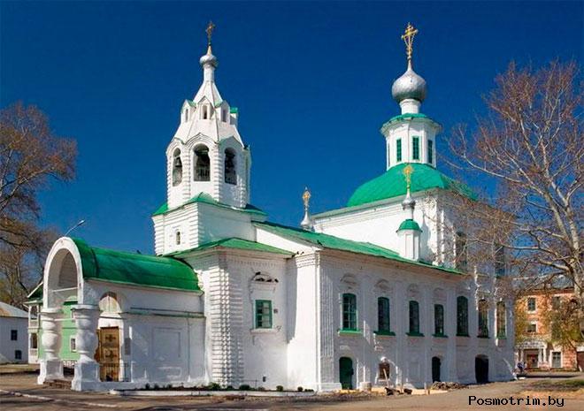 Храм Покрова на Торгу Вологда