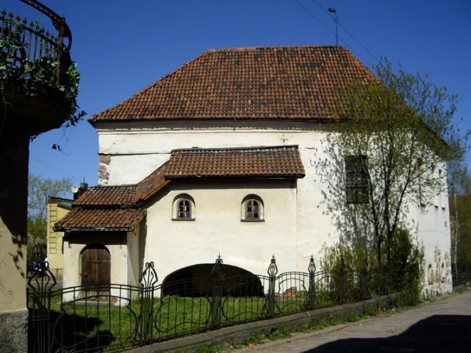 Рыцарский дом Выборга (костел Святого Гиацинта)