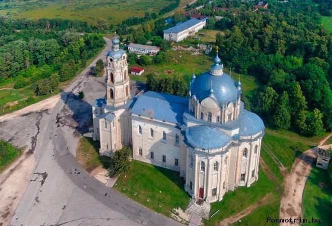 История Троицкого собора Гусь-Железного