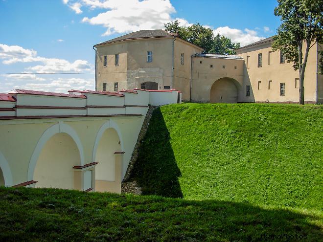 Старый замок в Гродно история создания