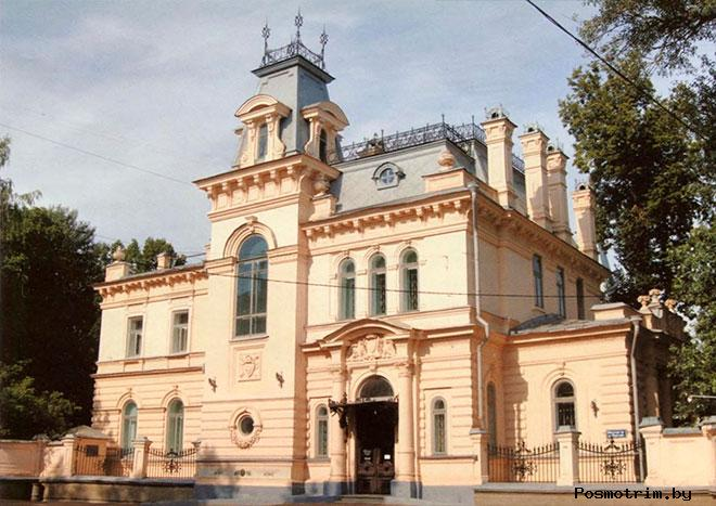 Усадьба Сандецкого Казань