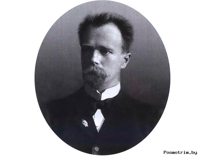 Чарушин Иван Аполлонович архитектор