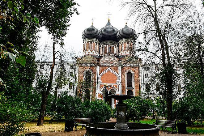 Храм Покрова Пресвятой Богородицы Измайлово Москва