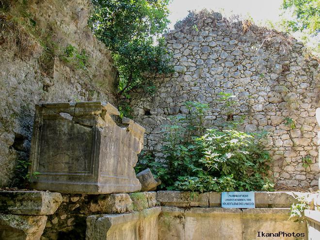 Руины города Олимпос посетить самостоятельно, как добраться к городу Олимпос