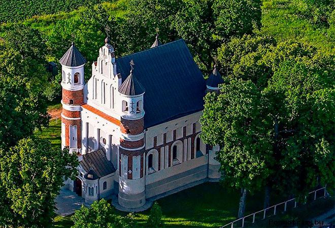 Маломожейковский храм сегодня реставрация и неожиданные открытия