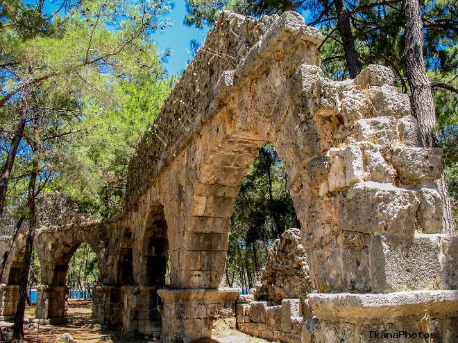 Древний город Фазелис как добраться самостоятельно