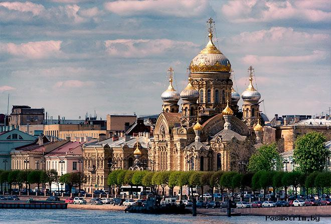 Храм Успения Пресвятой Богородицы, Санкт-Петербург, Васильевский остров