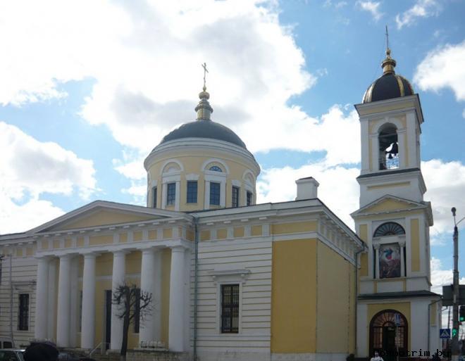 Вознесенский собор Тверь