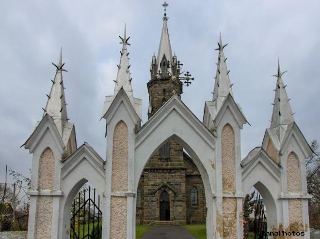 Костел в Липниках история возведения храма
