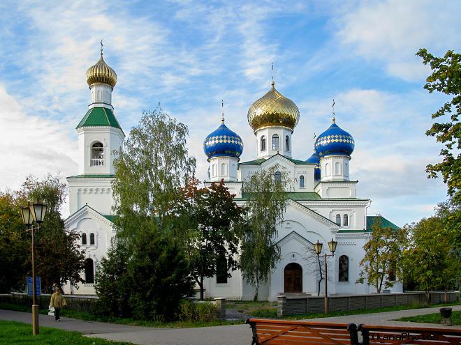 Свято-Николаевский собор история