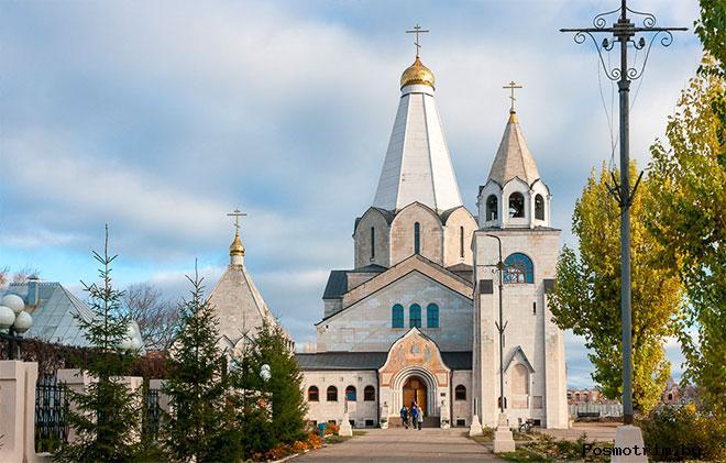 Свято-Троицкий храм Балаково возрождение